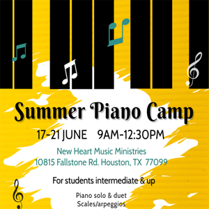 Picture of Piano Camp